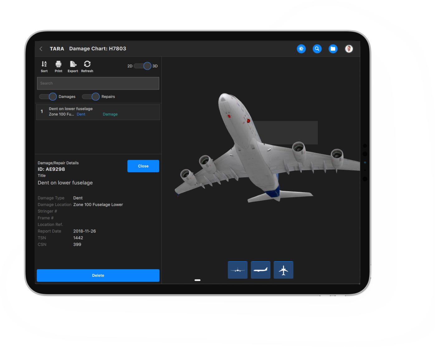 Aviation Week features GI Aerospace's aviation records management platfrom set to launch in 2019.
